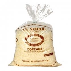 Płatki mydlane MARSYLSKIE 1kg POMARAŃCZA - Le Serail