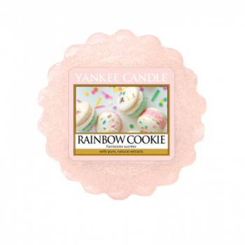 RAINBOW COOKIE - WOSK YANKEE CANDLE