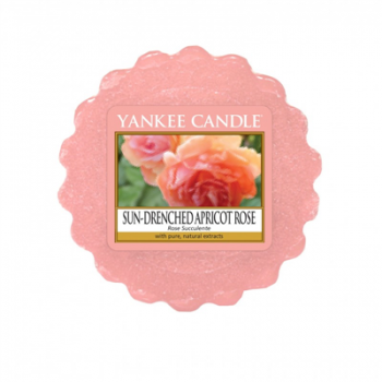 SUN-DRENCHED APRICOT ROSE - WOSK YANKEE CANDLE