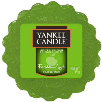 FORBIDDEN APPLE - WOSK YANKEE CANDLE